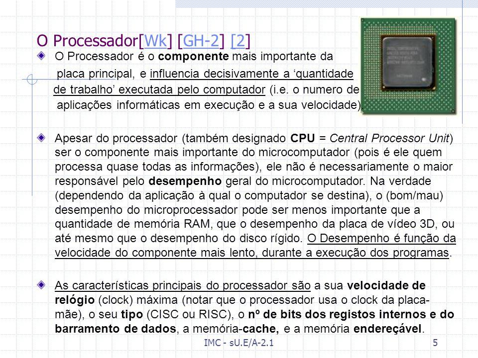 O Processador[Wk] [GH-2] [2]